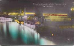 PARIS - Exposition Des Arts Décoratifs - Vue De Nuit - Expositions