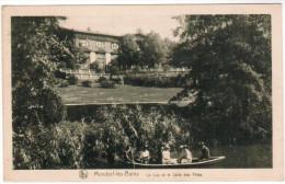 Mondorf Les Bains, Le Lac Et La Salle Des Fêtes (pk27378) - Mondorf-les-Bains