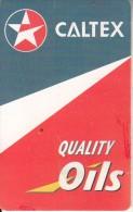 UGANDA(chip) - Caltex Oils, Uganda Telecom Ltd(UTL) Telecard 50 Units, Used - Uganda
