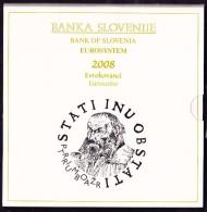 Estonie - Coffret De 2008 Avec Une Monnaie De 3 € - SUP - Estonia
