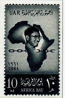 Egypte ** N° 495 - Journée De L'Afrique - Egypt