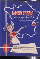 PC193 - PROTEGE CAHIER - MERE PICON Fromages Délicieux Fabriqués En Hte Savoie - Protège-cahiers