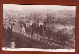 1 Cpa Napoleon Visite Le Camp De Boulogne - Peintures & Tableaux