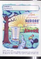 PC208 - PROTEGE CAHIER - AMORA - La Moutarde De DIJON - Book Covers