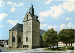 28 - Sours ; L'église. - France