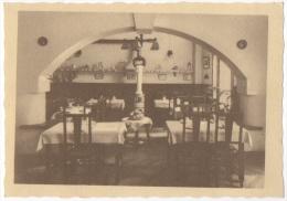 Carte De Visite. Publicité. 66. Perpignan. Brasserie Le Relais D'Alsace. Place Jean Jaures. - Cartes De Visite