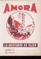 PC217 - PROTEGE CAHIER - AMORA - La Moutarde De Dijon - Book Covers