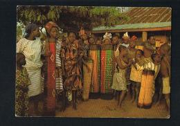 NIGERIA  - Mat Market In Southern NIGERIA -  PAYPAL SANS FRAIS - Nigeria