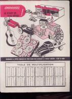 PC227 - PROTEGE CAHIER -  HUILE LESIEUR - Book Covers