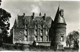 28 - Courtalain ; Le Château. - Courtalain