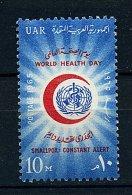 Egypte ** N° 644 - Journée Mondiale De La Santé - Unused Stamps