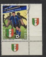 ITALIA   2009  Inter Campione  Usato AF Con Bandelle Used - 2001-10: Usati