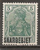 Saargebiet 1920 - Michel 32 Ungebr. - Abstimmungsgebiete