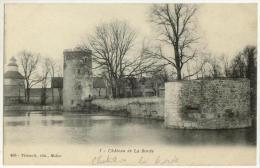 (77) 078, Chatillon, Thibault 3, Château De La Borde, Non Voyagée, Bon état - France