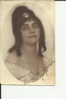 LADY   --    OSIJEK, CROATIA  --  1918 - Personnes Anonymes
