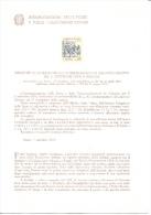 ITALIA 1974 POSTE TELECOMUNICAZIONI Emissione Francob.ARIOSTO Bollettino 243 - Paquetes De Presentación
