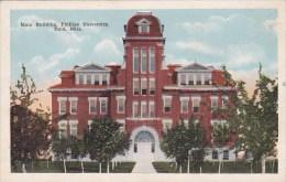 Oklahoma Enid Main Building Phillips University