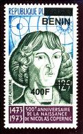 Bénin 2009  ( Copernic   400F/125F )  Luxe **   -  TRES RARE - Benin – Dahomey (1960-...)