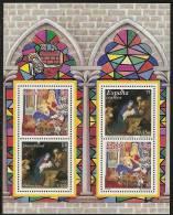 2001-ED.3837 H.B.-NAVIDAD.EMISIÓN CONJUNTA ALEMANIA-nuevo- - Blocs & Hojas