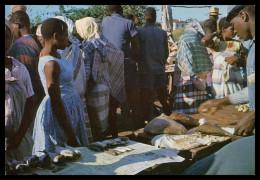 MOÇAMBIQUE - BEIRA - FEIRAS E MERCADOS-Mercado Indígena( Ed. M. Salema & Carvalho Lda. Nº 36) Carte Postale - Mozambique