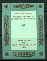 FRANCE- Carnet Croix Rouge Y&T N°2013 (1964)- Neuf - Croix Rouge