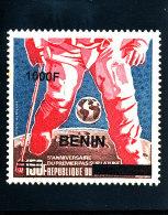 Bénin 2009  (An.1°Pas /la Lune  -  1000F/150F ) Superbe - Luxe **   TRES  RARE - Benin – Dahomey (1960-...)