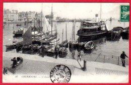 50 CHERBOURG - L'avant-port - Cherbourg
