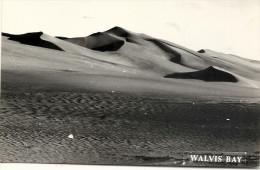 WALVIS  BAY    THE  DESERT - Namibie