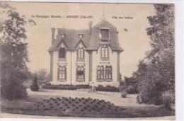 La Bourgogne Illustrée - Soussey - Villa Des Vallées - Non Classificati