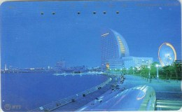 Telefonkarte Japan - Stadtansicht - Panorama -  251-195 - Japan