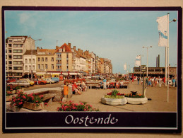 Citroen GS GSA, Mercedes W123, Opel Ascona B, Fiat 128, Oostende - Turismo