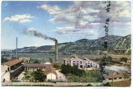 - Chine  - Yenan Power Plant- Centrale électrique, Rare, Grand Format, Belles Couleurs, Non écrite, TBE, Scans.. - Chine