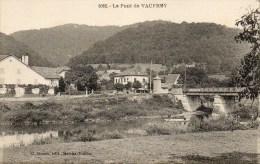 Le Pont De Vaufrey. - Sonstige Gemeinden