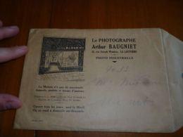 AA3-7 LC139 Pochette Photos - Photographe Arthur BAUGNIET  La Louvière - Photographie