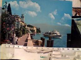 GARDONE RIVIERA LAGO  GARDA NAVE SHIP  FERRY VB1989 FD7015 - Brescia