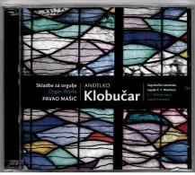 CD - Andjelko Klobucar - Organ Works, Brand New - 2 CD´s - Classical