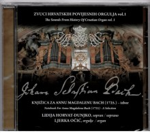 CD - The Sounds From History Of Croatian Organ - Vol. 1, Brand New - Classical