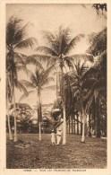 CPA-1930-GABON-TALAGOUGA Sous Les PALMIERS-Edit Missions Evangeliques-TBE - Gabon