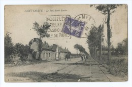1475 - Saint Saulve - Le Petit Saint Saulve - Daguin Cayeux Sur Mer Vélo Attelage Circulée Pour Hotellerie Palalda - Other Municipalities