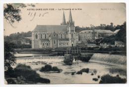 TROISGOTS-1906-La Chapelle Sur Vire-Notre-Dame Sur Vire-La Chapelle Et La Vire Cliché L.P - Altri Comuni
