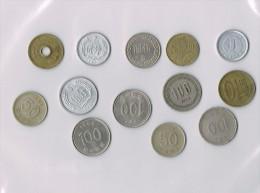 Chine X 13 !!!! Ensemble De Pièces De Monnaie-set Of Coins - China