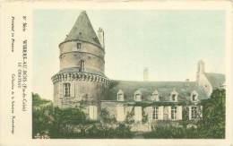 62 - WIERRE-AU-BOIS - Le Château - France