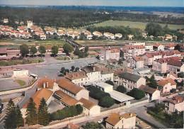 Mancieulles - Vue Aérienne - Le Groupe Scolaire Et La Gare - Unclassified