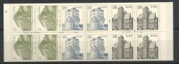 Irlande 1985 Carnet N°512a II  Neuf ** Architecture - Carnets