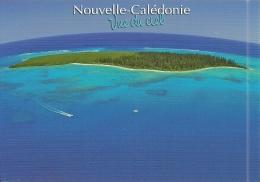 Nouvelle Calédonie New Caledonia (Q) CPM Neuve-unused Postcard Lagon Lagoon Reef Footprint 163 - Neukaledonien