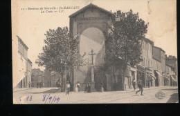 13 -- St -Barnabe -- La Croix - Saint Barnabé, Saint Julien, Montolivet