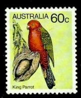 Australia 1980 - Scott 737 (no Gum) Birds - 1980-89 Elizabeth II