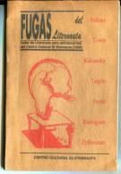 """""""FUGAS DEL LITERNAUTA"""" VARIOS AUTORES EDIT. CENTRO CULTURAL EL ETERNAUTA AÑO 1996 PAG. 90 USADO GECKO. - Cultural"""