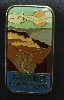 GRAND CAYON - Steden