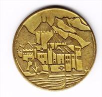 1975 Chateau De Chillon Medal - Switzerland